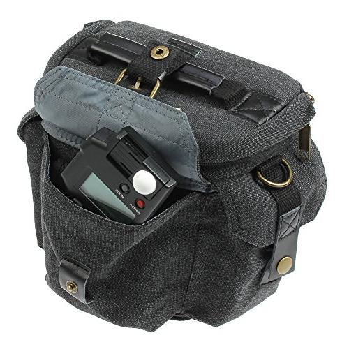 Camera Bag DSLR/SLR Digital Carrying Case Small for Compact System, 4/3, High Zoom Instant