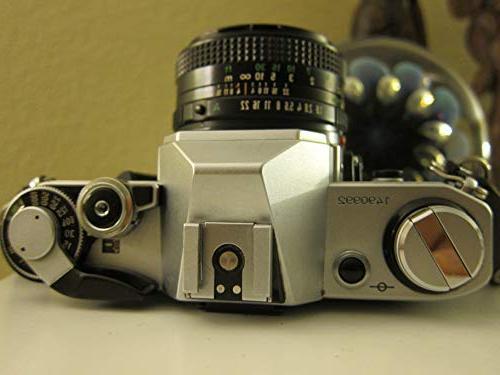 Canon Camera 1:1.8 Lens