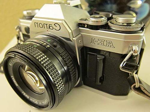 Canon AE-1 Film Camera Lens