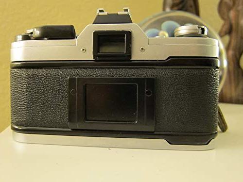 Canon AE-1 35mm Camera w/ 1:1.8 Lens