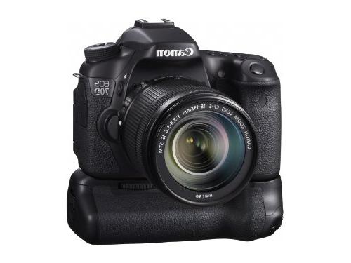 Canon EOS 70D SLR Camera