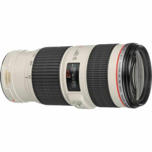 Canon EF 70-200mm f/4 L IS USM Lens for Canon Digital SLR Ca