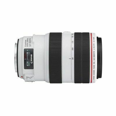Canon EF 70-300mm f/4-5.6L IS USM UD Telephoto Zoom Lens for