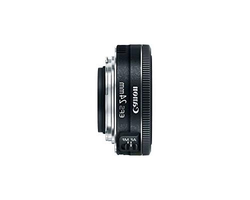 Canon EF-S f/2.8 STM Lens