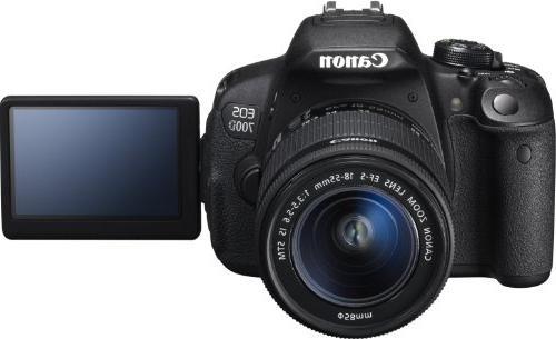 Canon EOS EF-S STM - Version