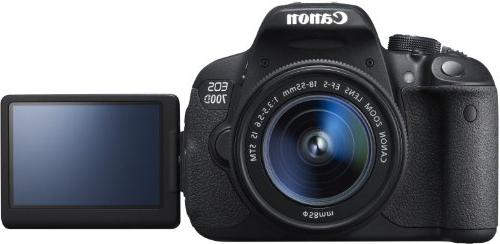 Canon EOS EF-S 18-55mm 3.5-5.6 STM