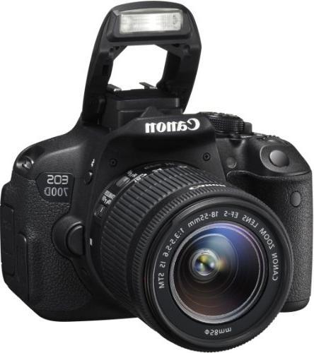 Canon 700D EF-S STM -