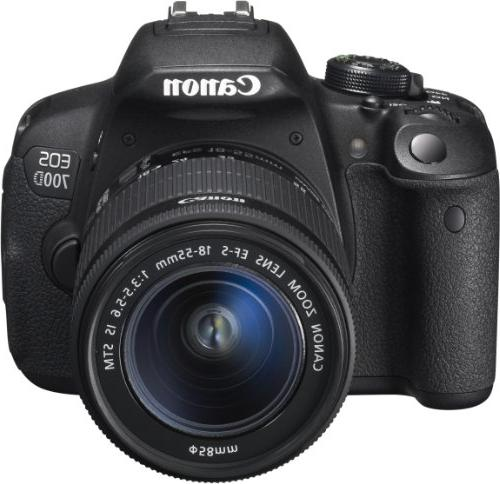 Canon EOS 700D + EF-S 18-55mm 3.5-5.6 IS STM - International