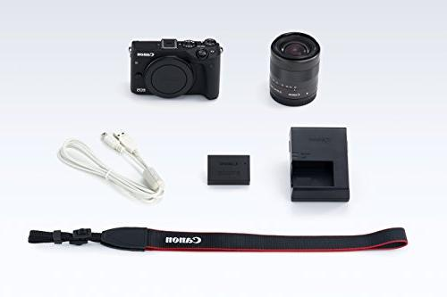 Canon Camera 18-55mm Image STM Lens - Wi-Fi