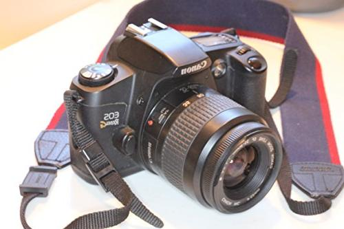 Canon Film with 35-80mm Lens