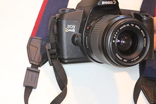 Canon EOS Film with 35-80mm Lens