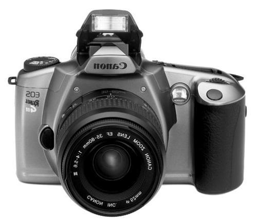 Canon Rebel GII 35mm Film Kit w/ 35-80mm