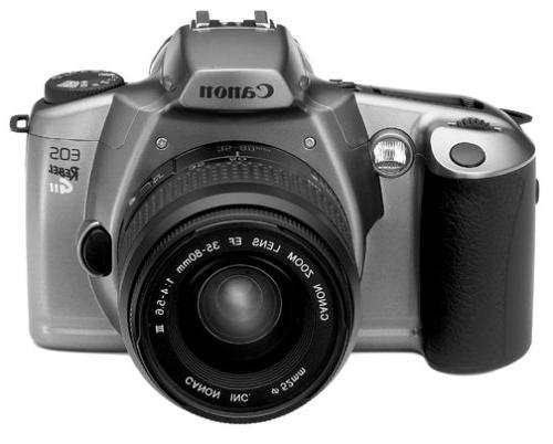 Canon Rebel 35mm Film Kit Lens