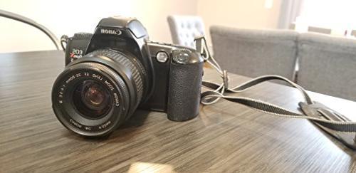 Canon EOS Rebel X SLR Film Camera w/ Canon EF 35-80mm f/4-5.