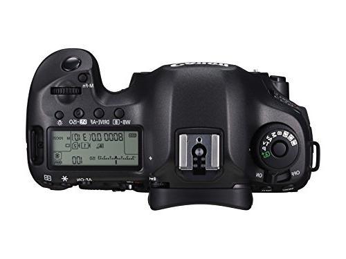 Canon Eos 5ds R Dslr Camera Black