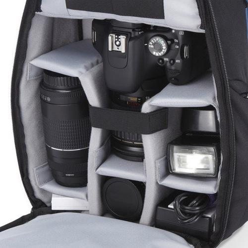 Case for DSLR iPad, Black