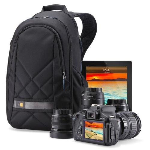 Case Logic CPL-108BK Backpack for Camera