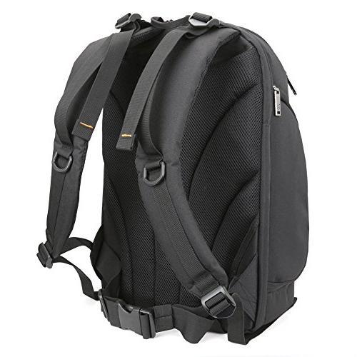 DSLR Camera Backpack DSLR Camera inch Laptop Travel Daypack For Micro 4/3 system, High Lens kit, Professional Full Frame Digital