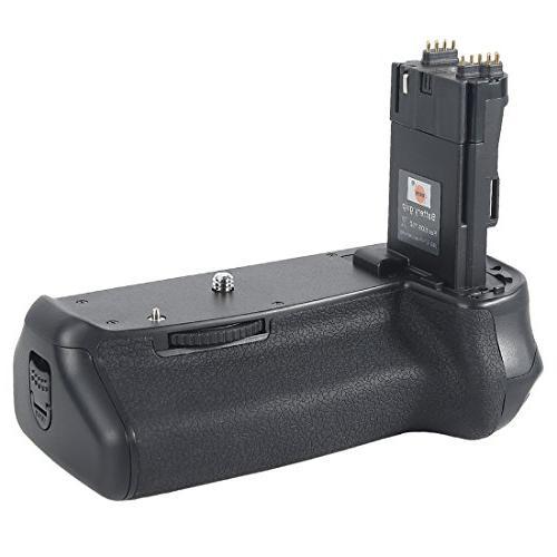 DSTE BG-E14 Vertical Battery LP-E6 LP-E6N for EOS