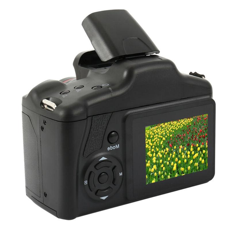 Professional 16X HD 1080P Digital Camera Video