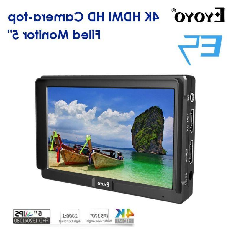 Eyoyo Slim Field HDMI For Zhiyun Canon DJI