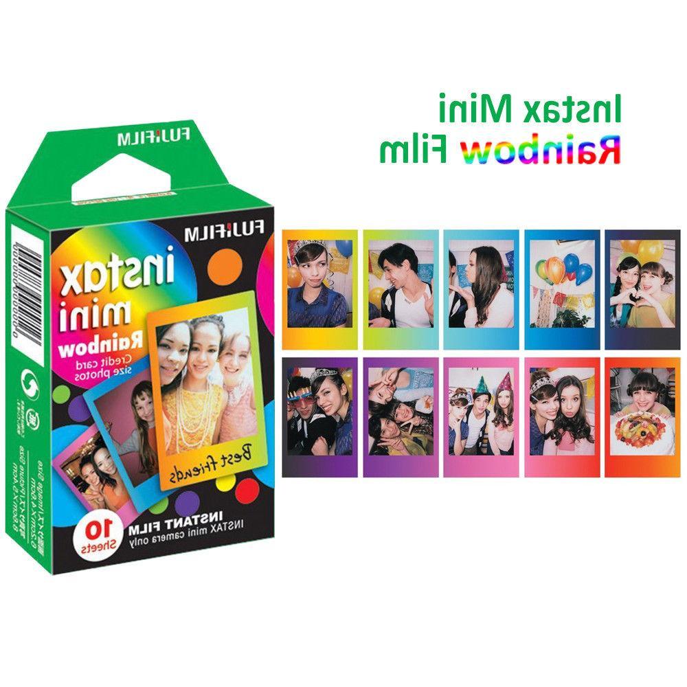 For Fujifilm 7s 9 25 Fuji Instant Photo Sheets