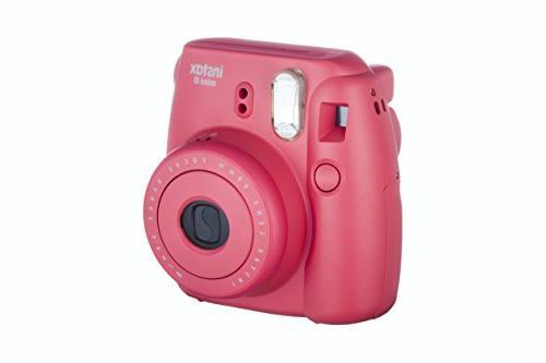 Fujifilm - Instax Mini 8 Instant Camera -