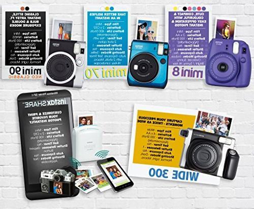 Fujifilm - 8 Instant Film -