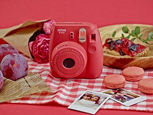 Fujifilm 8 - Raspberry