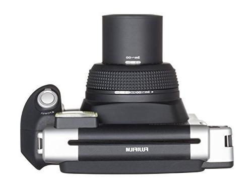 Fujifilm - 300 Instant Film Camera - Black