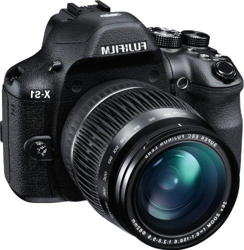 Fujifilm EXR CMOS with Fujinon to Telephoto Lens and 26x Manual Zoom