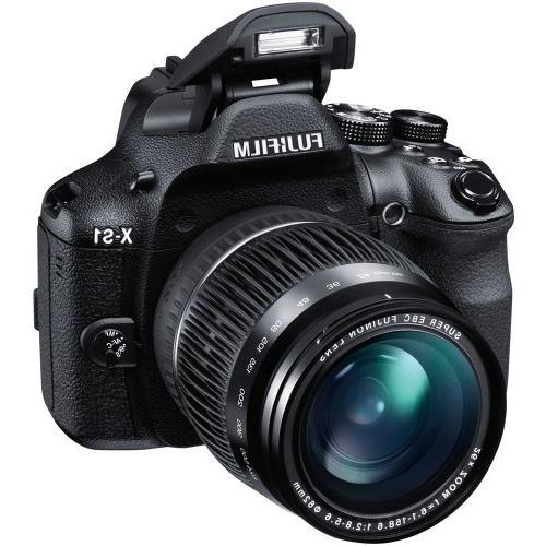 Fujifilm 12MP CMOS Fujinon Telephoto Lens 26x Manual Zoom