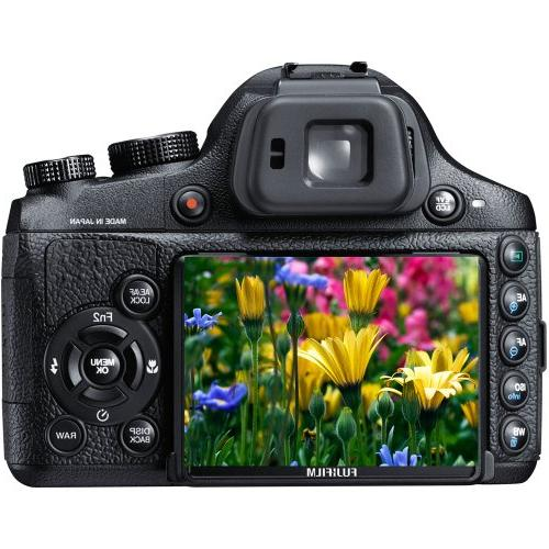 Fujifilm X-S1 12MP EXR CMOS Digital Camera with Fujinon F2.8