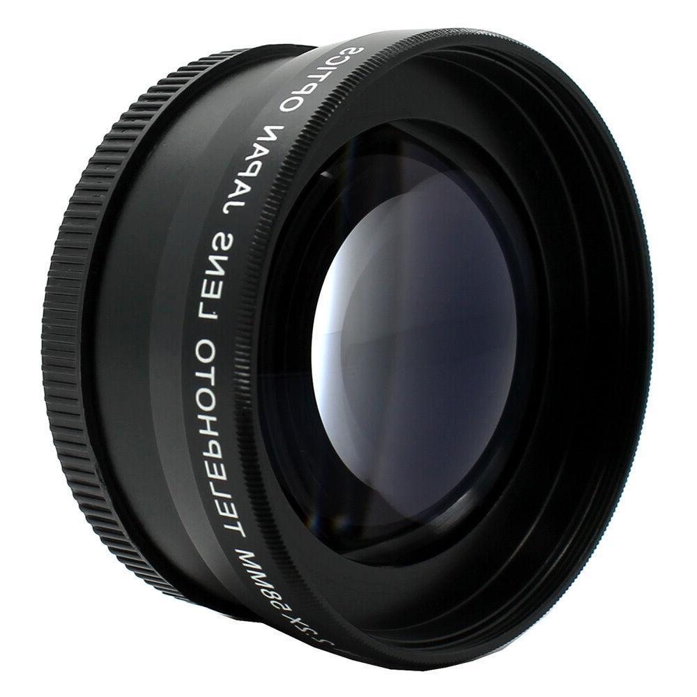 HD lens KIT for Camera T5i T3i SL1 XTi XSi