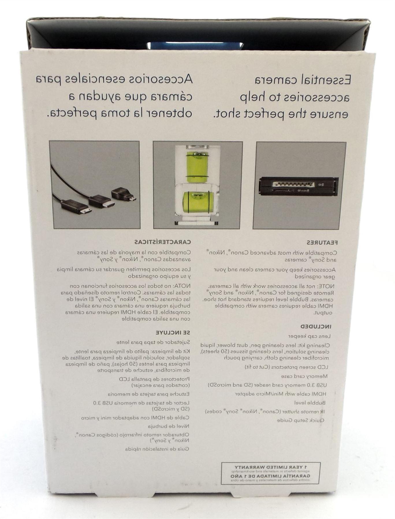 Insignia™ Dslr/mirrorless Camera Black