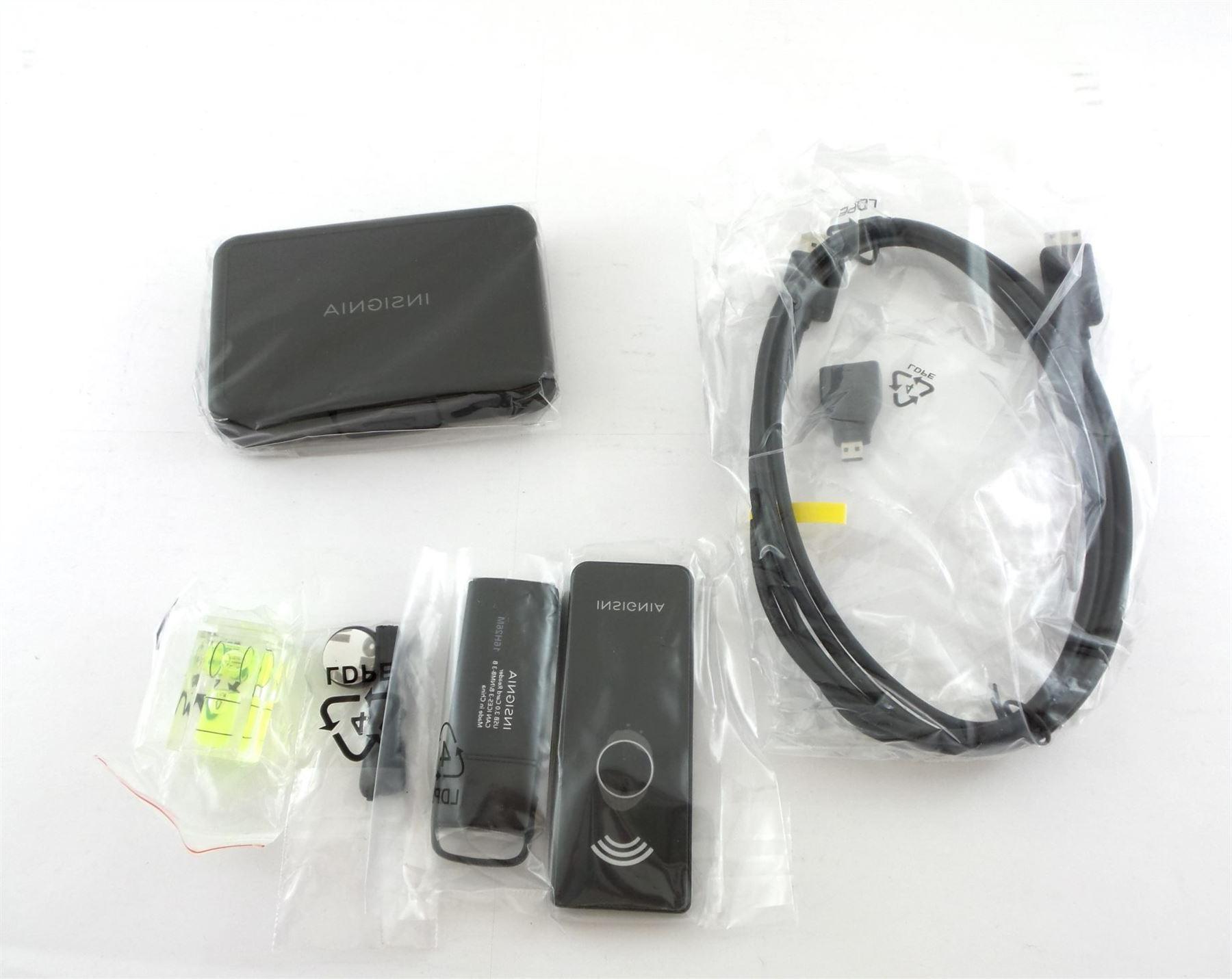 Insignia™ Camera Kit Black