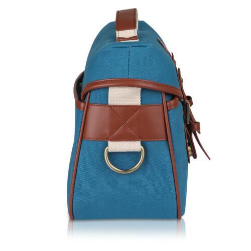 Camera Bag Cowhide Shoulder Bag