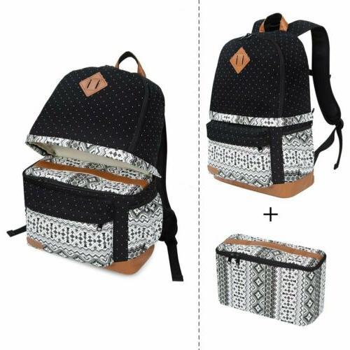 Women's Shockproof Camera Bag Insert Case Backpack For