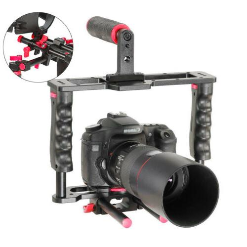 NEW Camera Shoulder Video Cage Making Kit Hand
