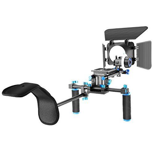 Making System DSLR Cameras Video Mount,15mm