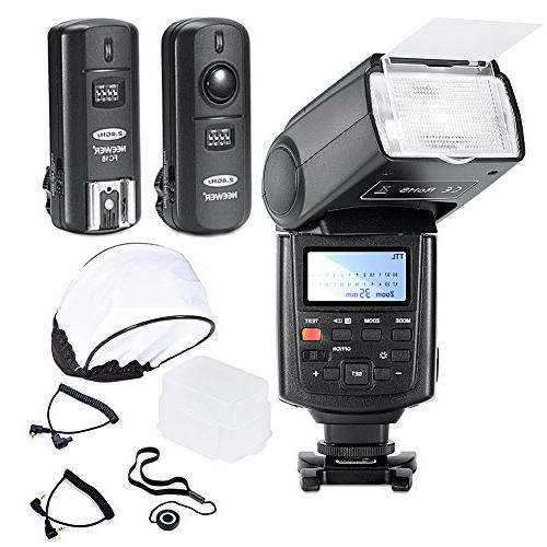 Neewer® Professional Speedlite E-TTL *High-Speed Sync* Flas