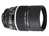 Nikon AF FX DC-NIKKOR 135mm f/2D Fixed Zoom Lens with Auto F