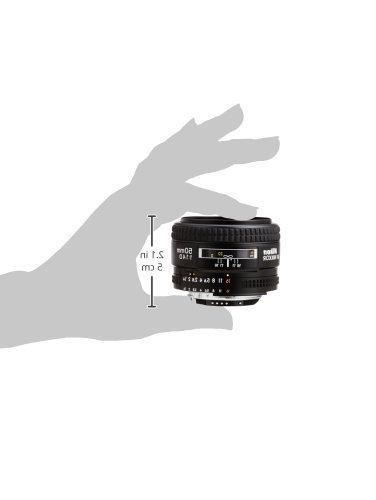 Nikon AF FX 50mm F/1.4D with Nikon