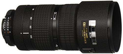 Nikon AF FX NIKKOR 80-200mm f/2.8D ED Zoom Lens with Auto Fo