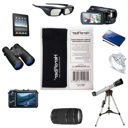 Canon Padded Compact Multi Compartment SLR Camera Bag Adjustable Strap HeroFiber Cloth SLR Cameras