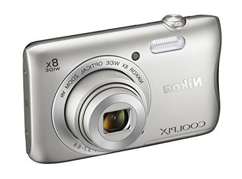 Nikon COOLPIX Camera 8x Zoom