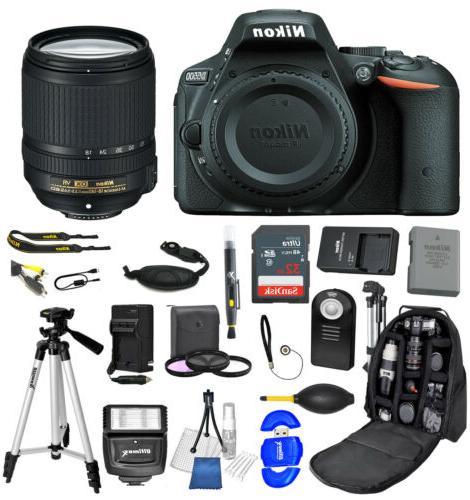 Nikon D5500 DX-format Digital SLR Body