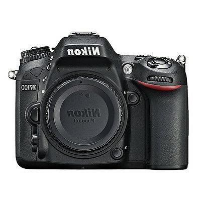 Nikon D7100 24.1 MP DX-Format CMOS Digital SLR