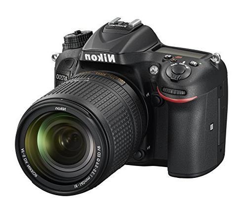 Nikon w/ VR