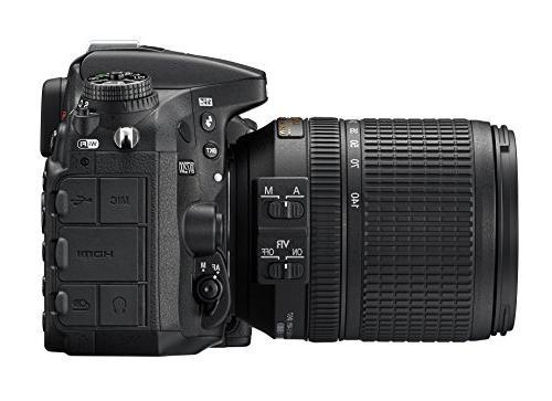 Nikon D7200 w/
